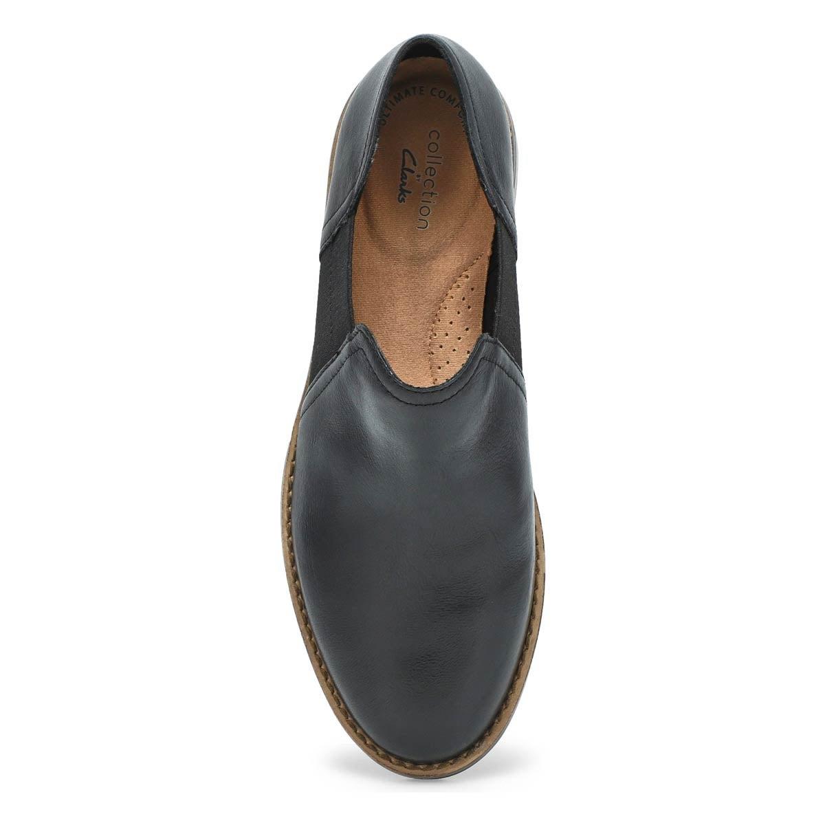 Chaussure Camzin Step, noir, femme - Large