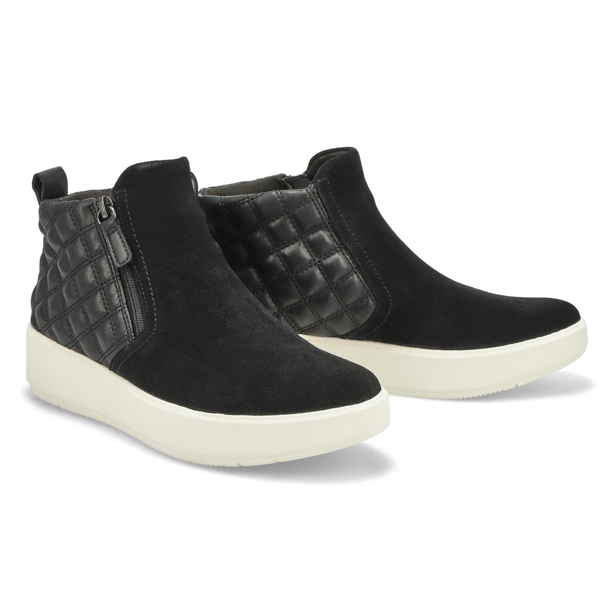 Chaussure décontractée Layton Zip, noir, femme