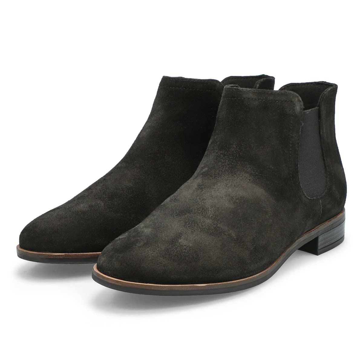 Women's Trish Chelsea Boot - Black
