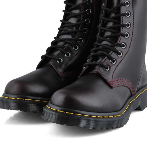 Lds SerenaAtlasoxbld faux fur lined boot
