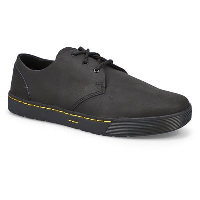 Mns Cairo Lo black lace up sneaker