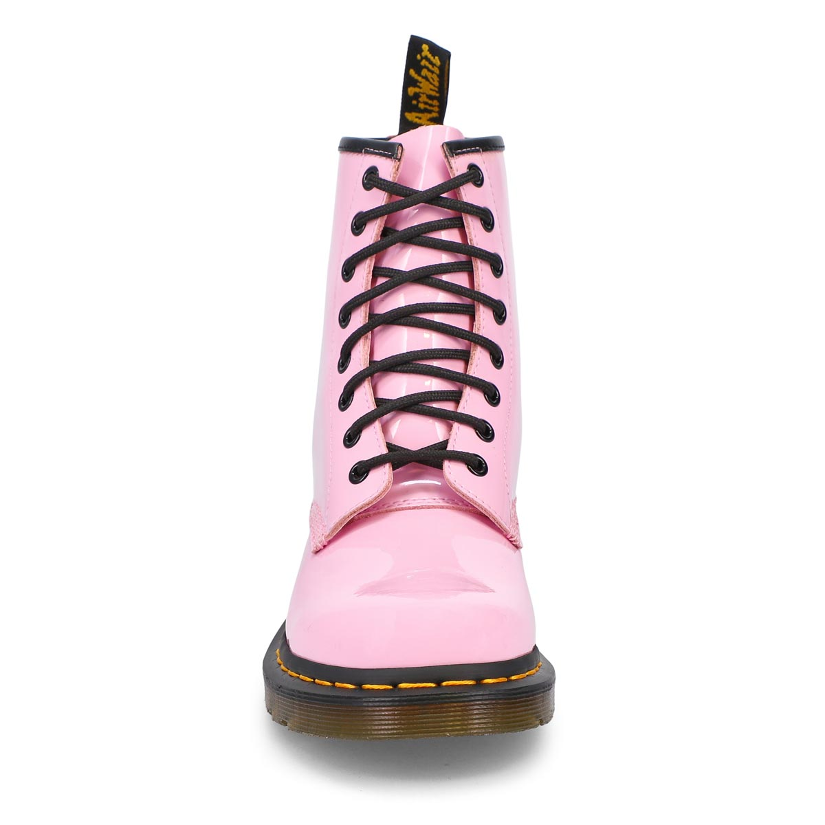 Women's 1460 8-Eye Leather Boot - Pale Pink