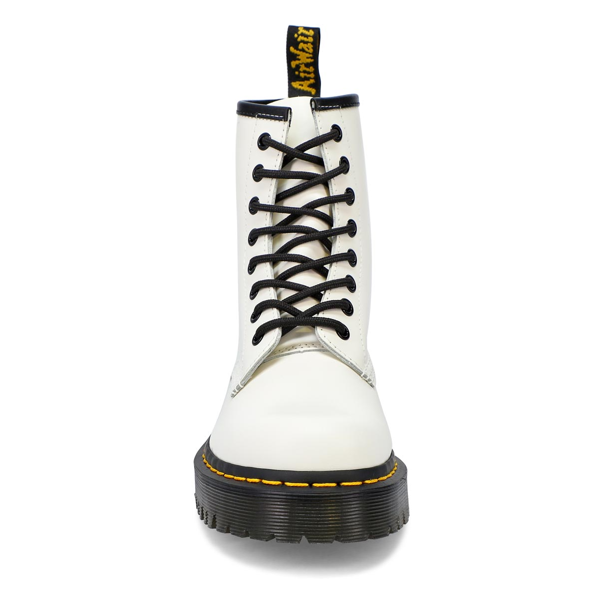 Women's 1460 Bex 8 Eye Leather Boot - White