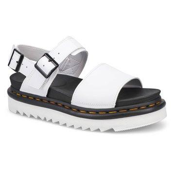 Women's Voss Sandal - White