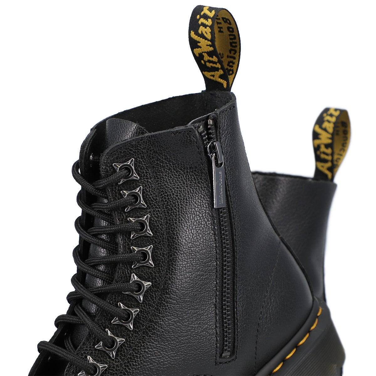 Women's 1460 Pascal Zip Leo Boot - Leo Black