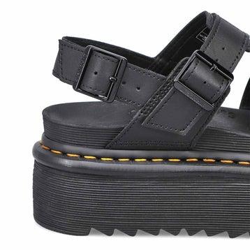 Women's Voss Quad Platform Sandal - Black