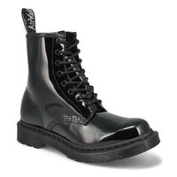 Women's 1460 8 Eye Smooth Boot - Black Patent