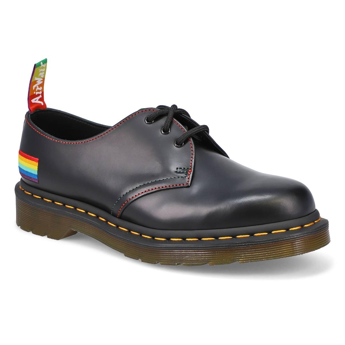 Women's 1461 Pride Shoe - Black