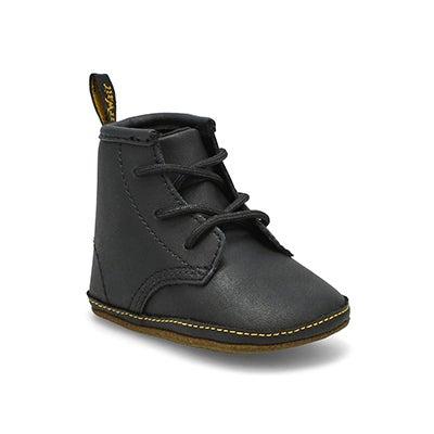 Infs 1460 Crib Smooth Boot- Black
