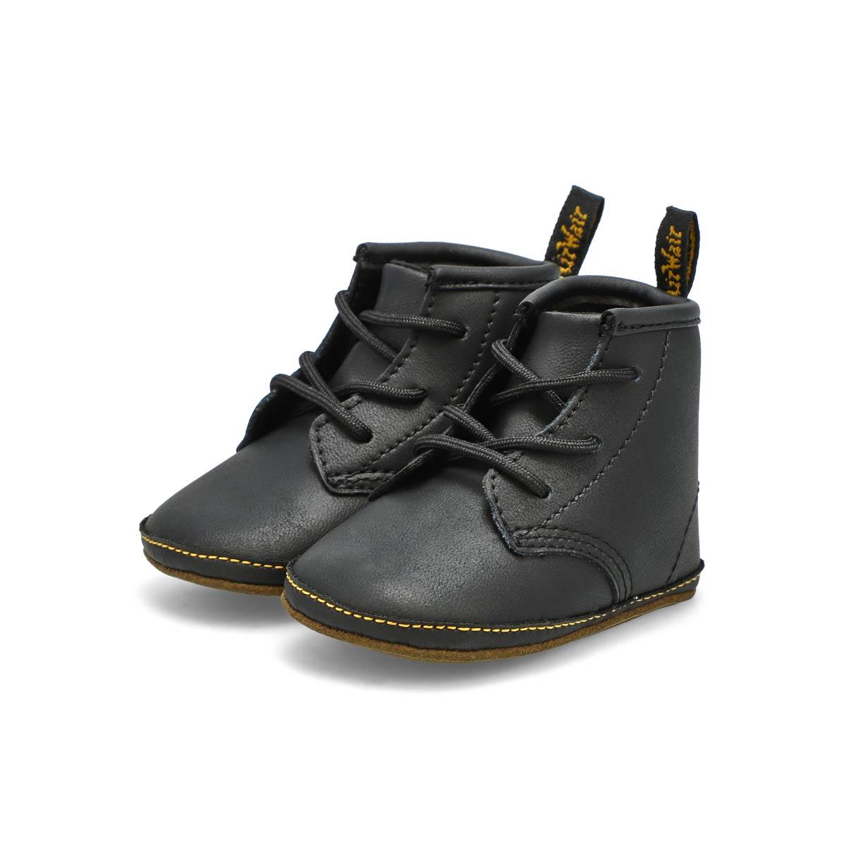 Infants' 1460 Crib Smooth Boot - Black