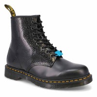 Mens' 1460 Keith Haring Boot - Black