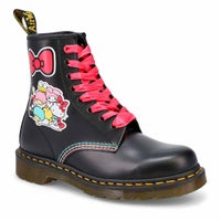 Women's 1460 Hello Kitty & Friends Boot - Black