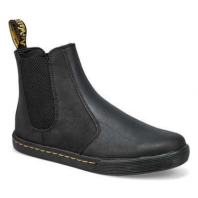 Lds Makela Slip On Chelsea Boot-  Black