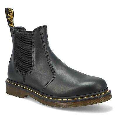Mns Core 2976 Nappa Chelsea Boot- Black