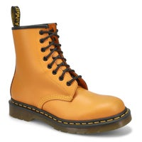 Women's 1460 8-Eye Boot - Orange