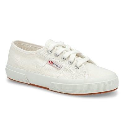 Lds Cotu Classic white canvas sneaker