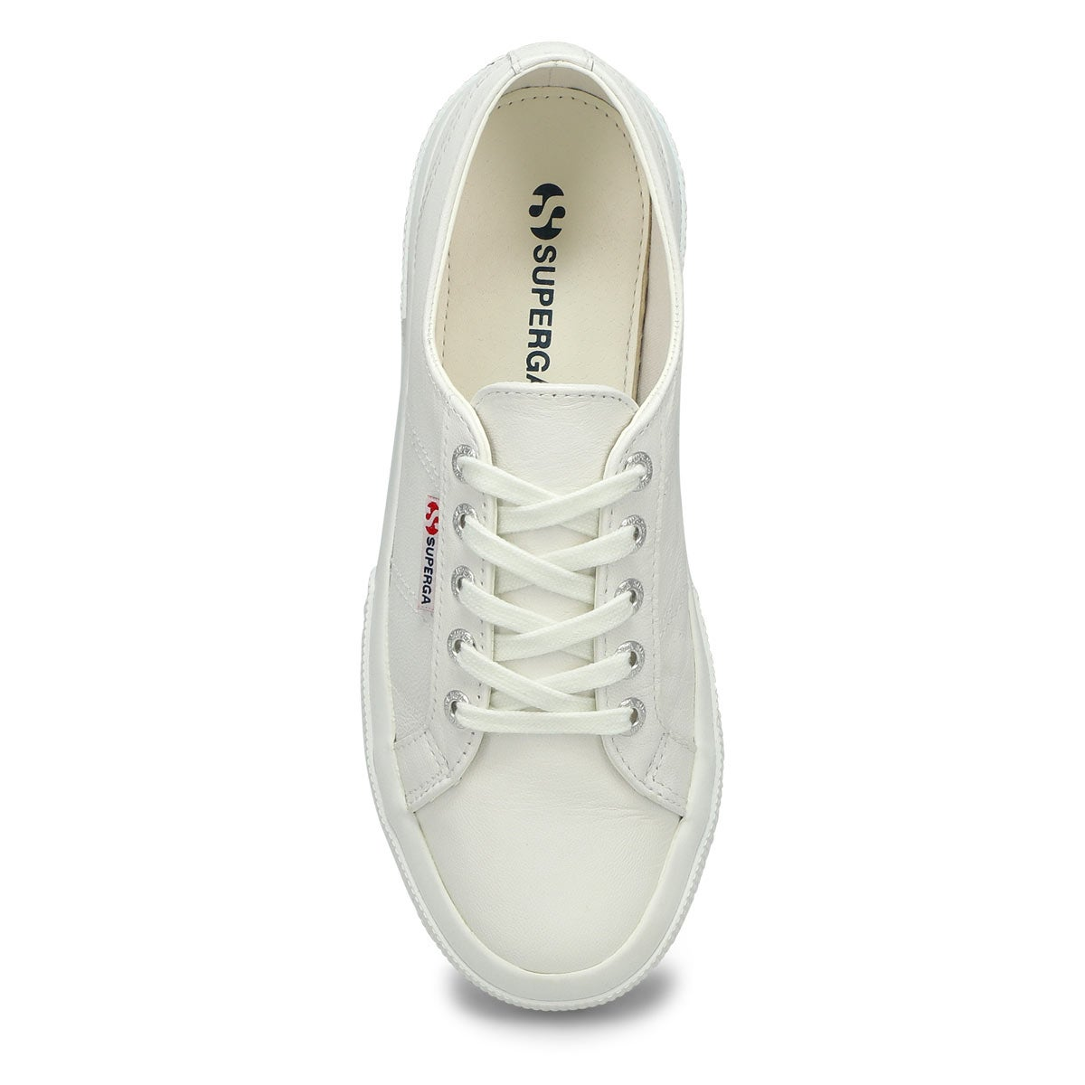 Lds Cotu Classic white leather sneaker