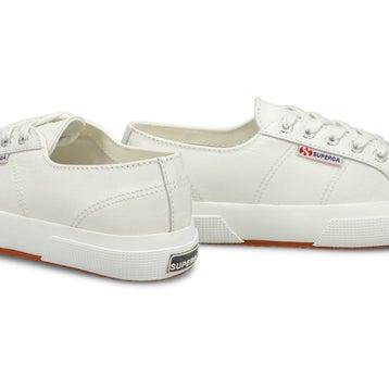 Women's Cotu Classic  Leather Sneaker - White