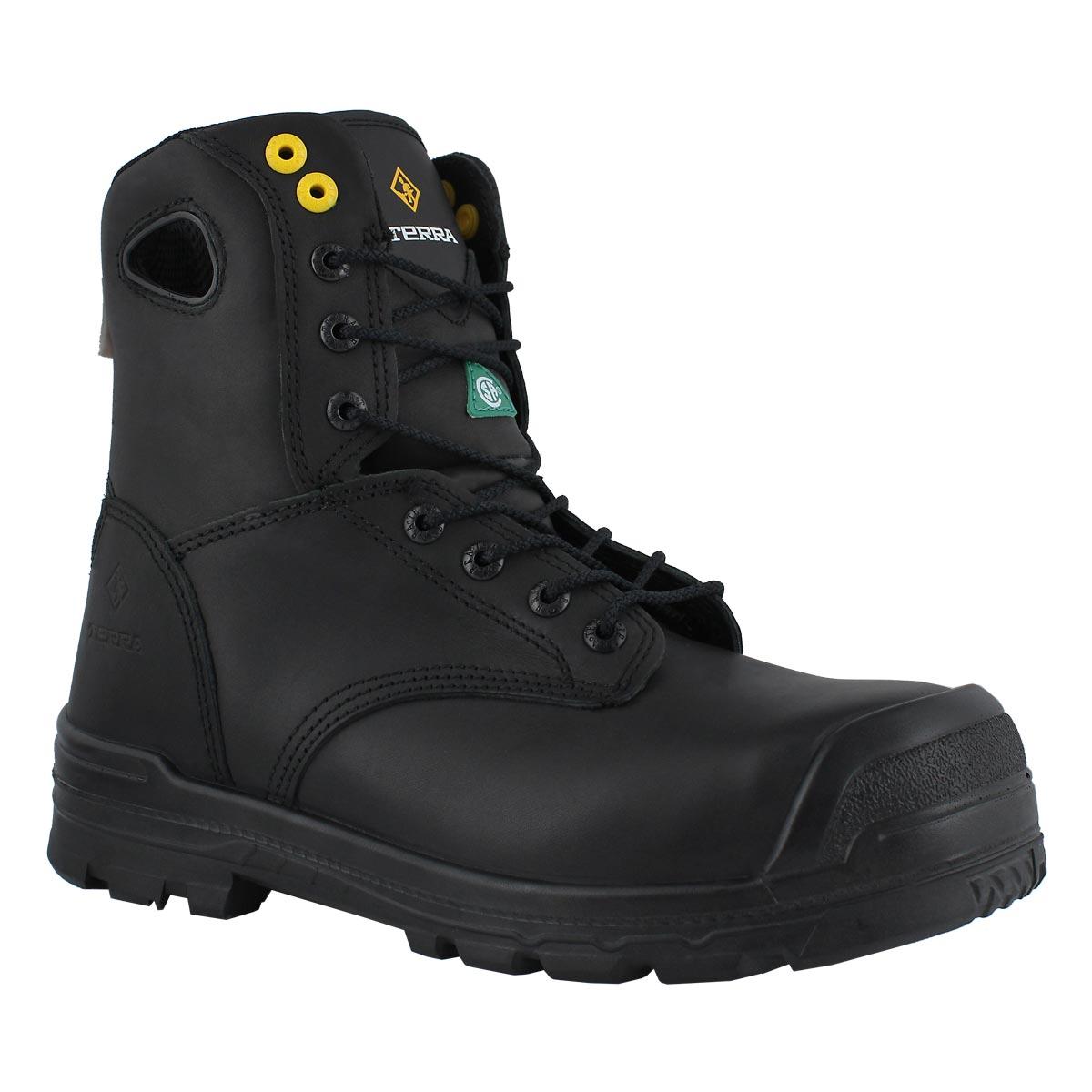 Men's Argo Waterproof CSA Boot - Black