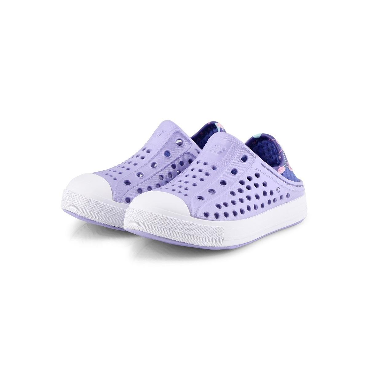 Infs-g Guzman Steps lvndr slip on shoe