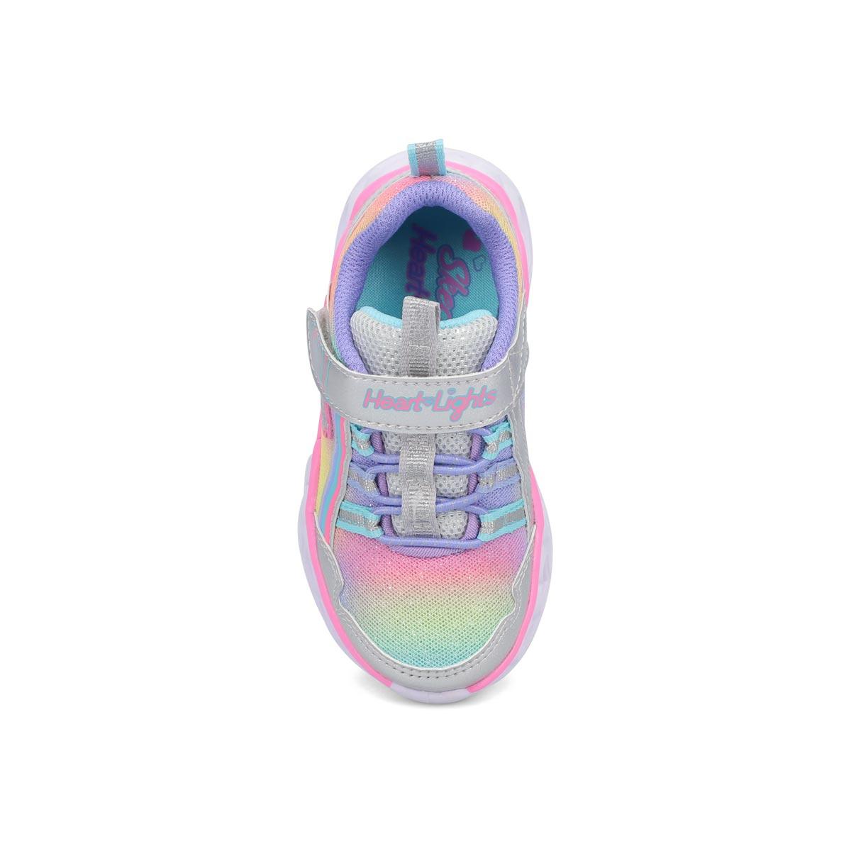 Espadrille Heart Lights Rainbow Lux, bébés
