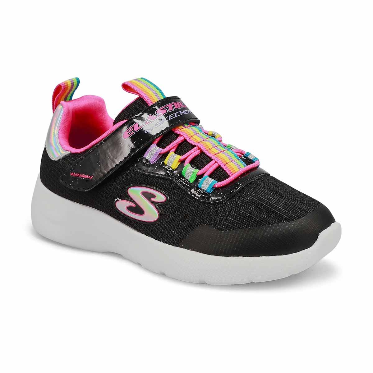 Girls' Dynamight 2.0 Sneakers - Black/Multi