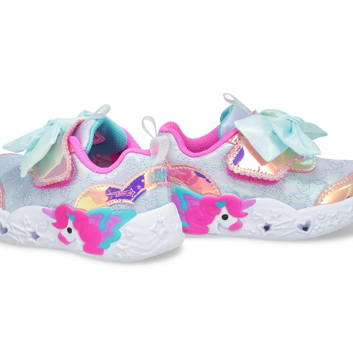 Infants' Unicorn Charmer Strap Sneaker- Multi