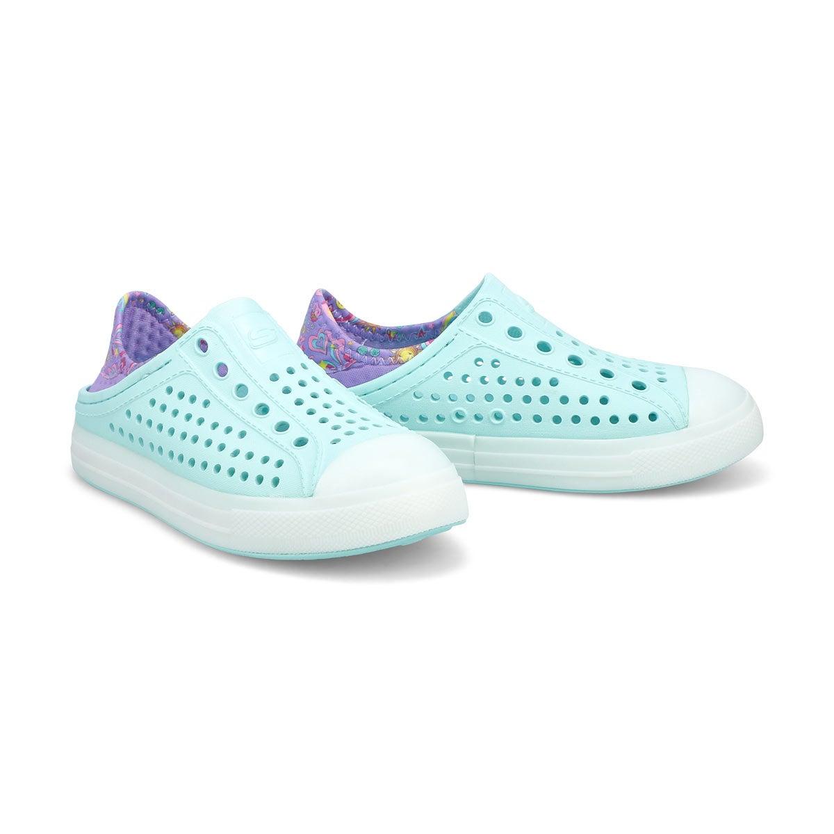 Girls' Guzman Flash Shoe - Turquoise/Lavender
