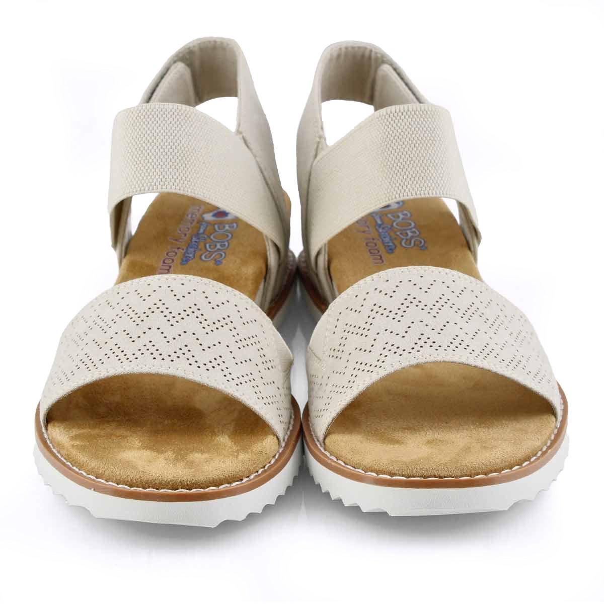 Sandale Desert Kiss blanc, femmes
