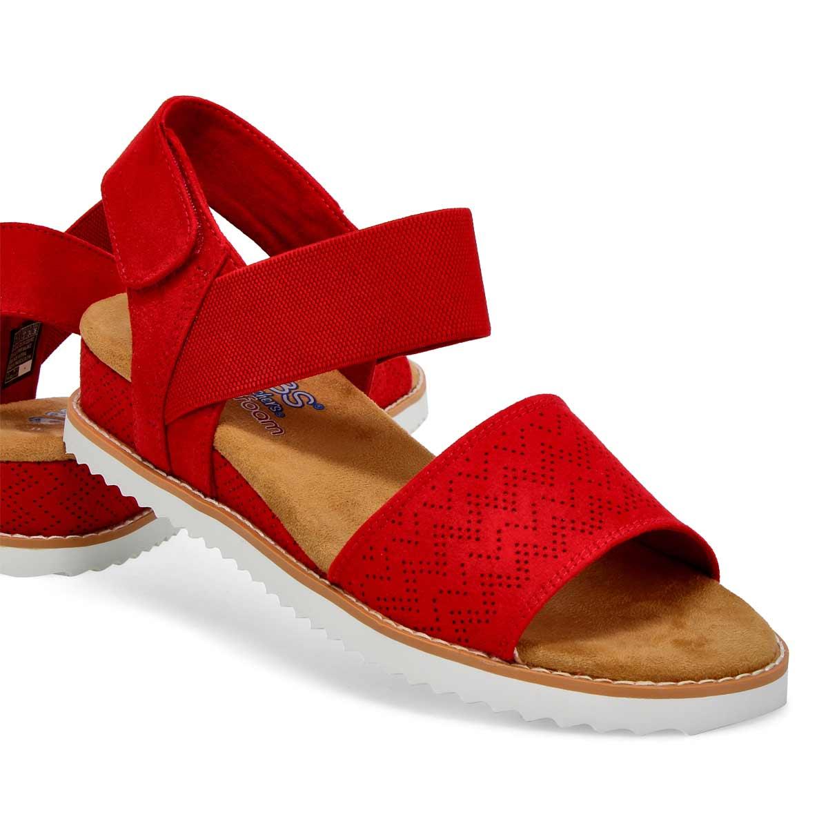 Women's Desert Kiss Sandal - Red