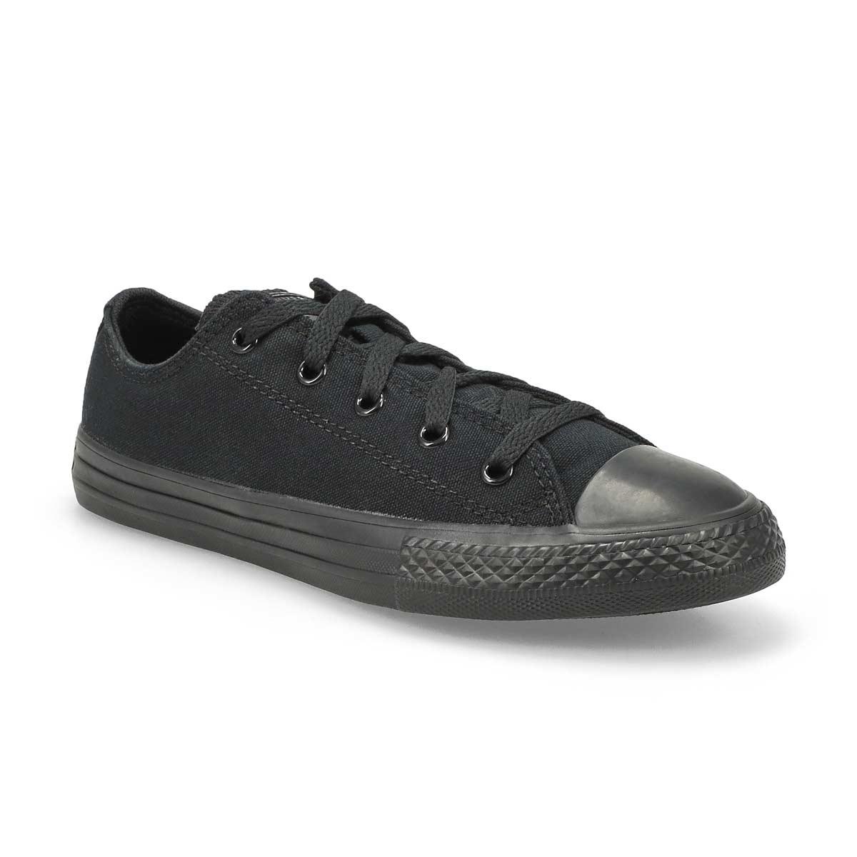 Kds CTAS black mono sneaker