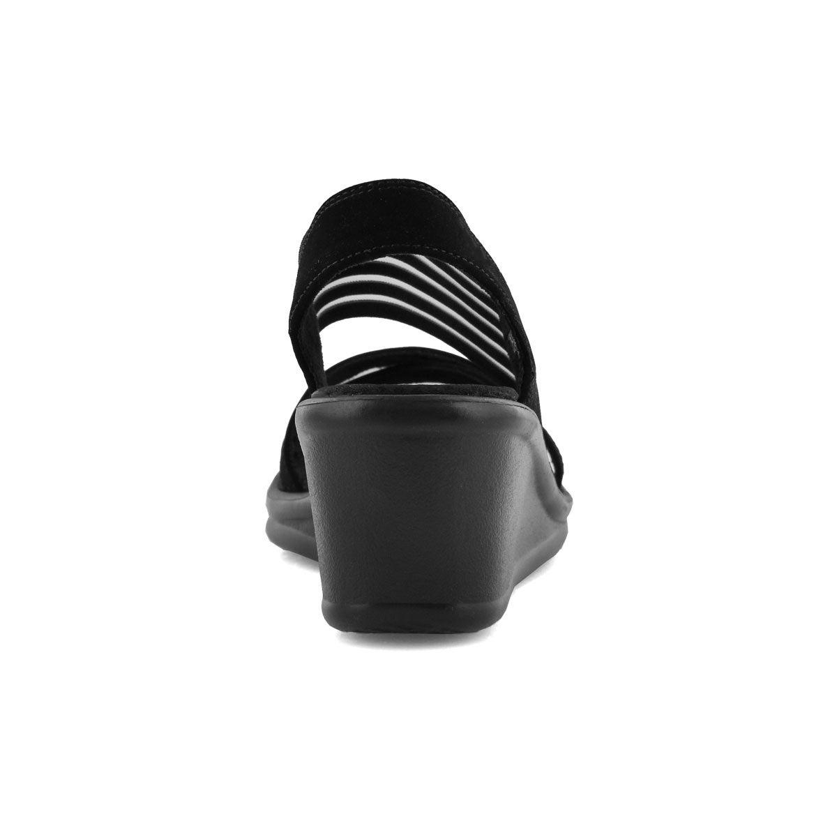 Women's Rumblers Solar Burst Sandal - Black
