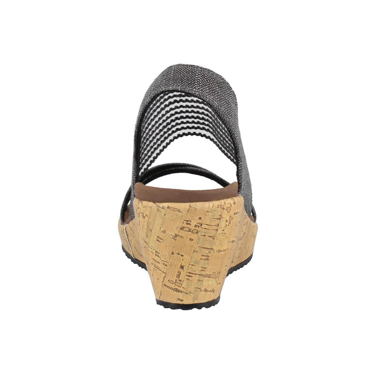 Sandales BEVERLEE HIGH TEA, noir, femmes