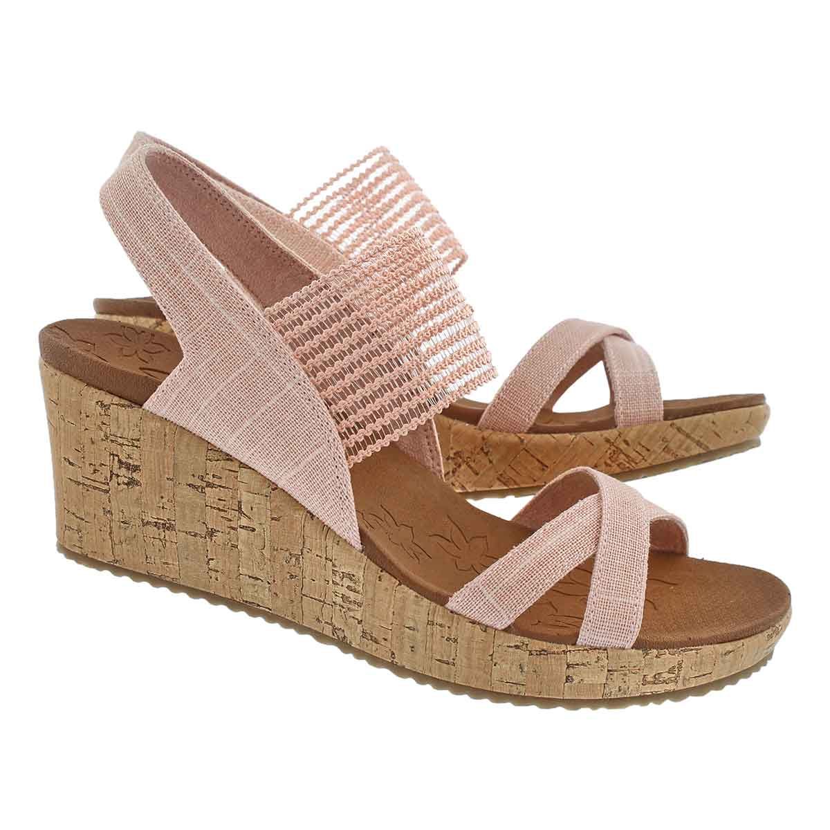 Women's Beverlee High Tea Sandal - Pink