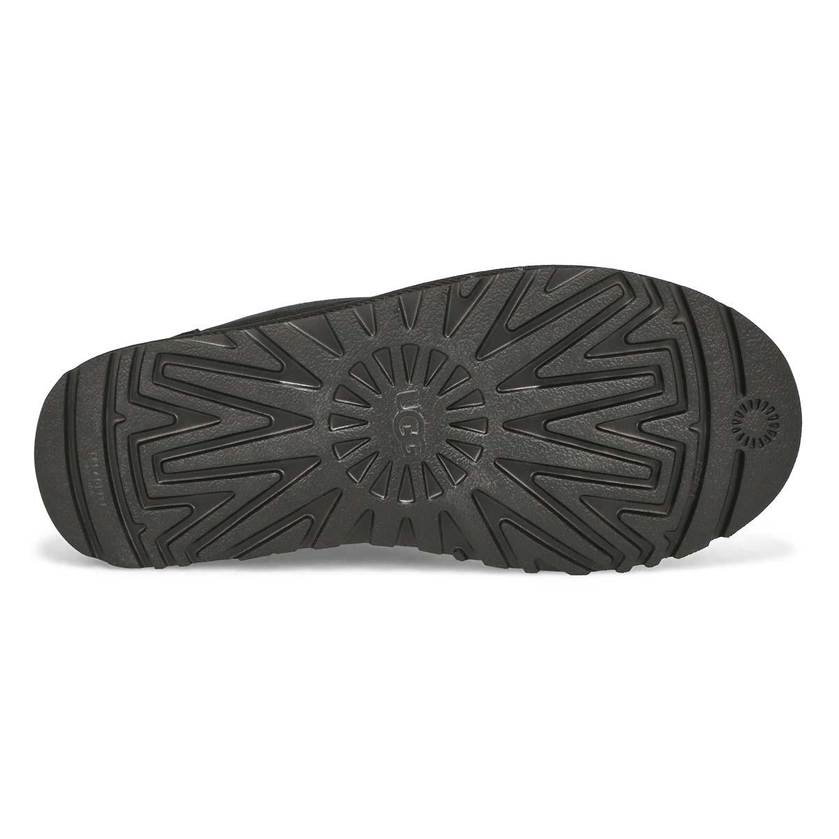 Mns Neumel black lined chukka boot