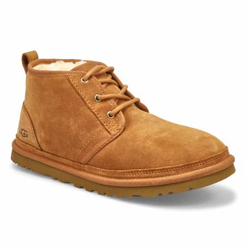 Men's Neumel Lined Chukka Boot - Chestnut