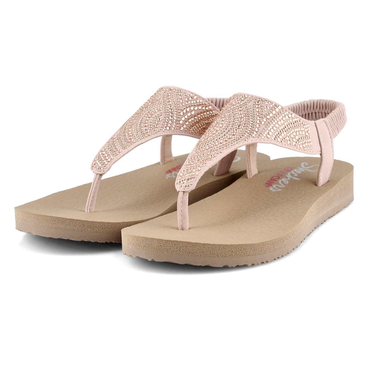 Women's Meditation Sandal - Blush