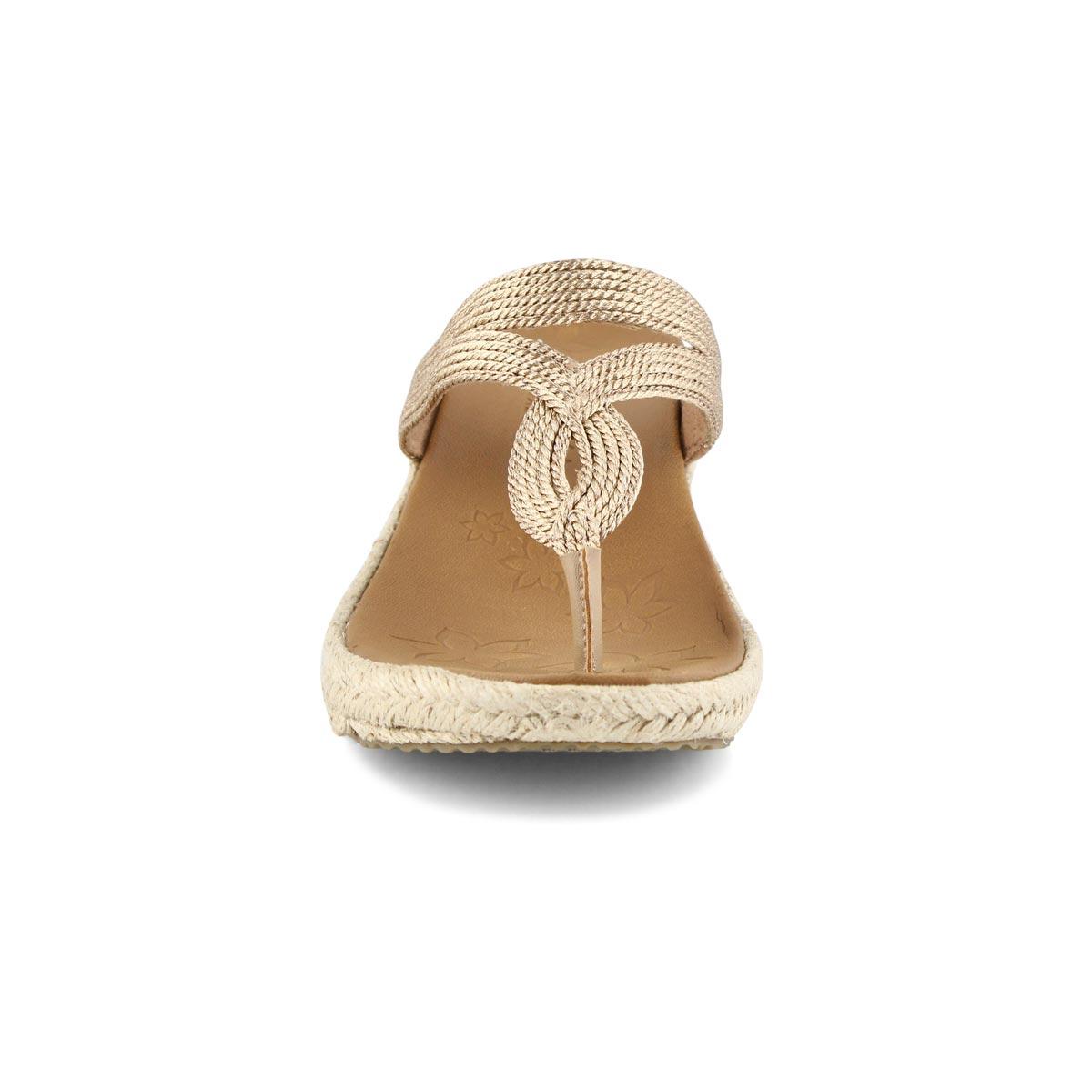 Women's Beverlee Sandal - Rose Gold