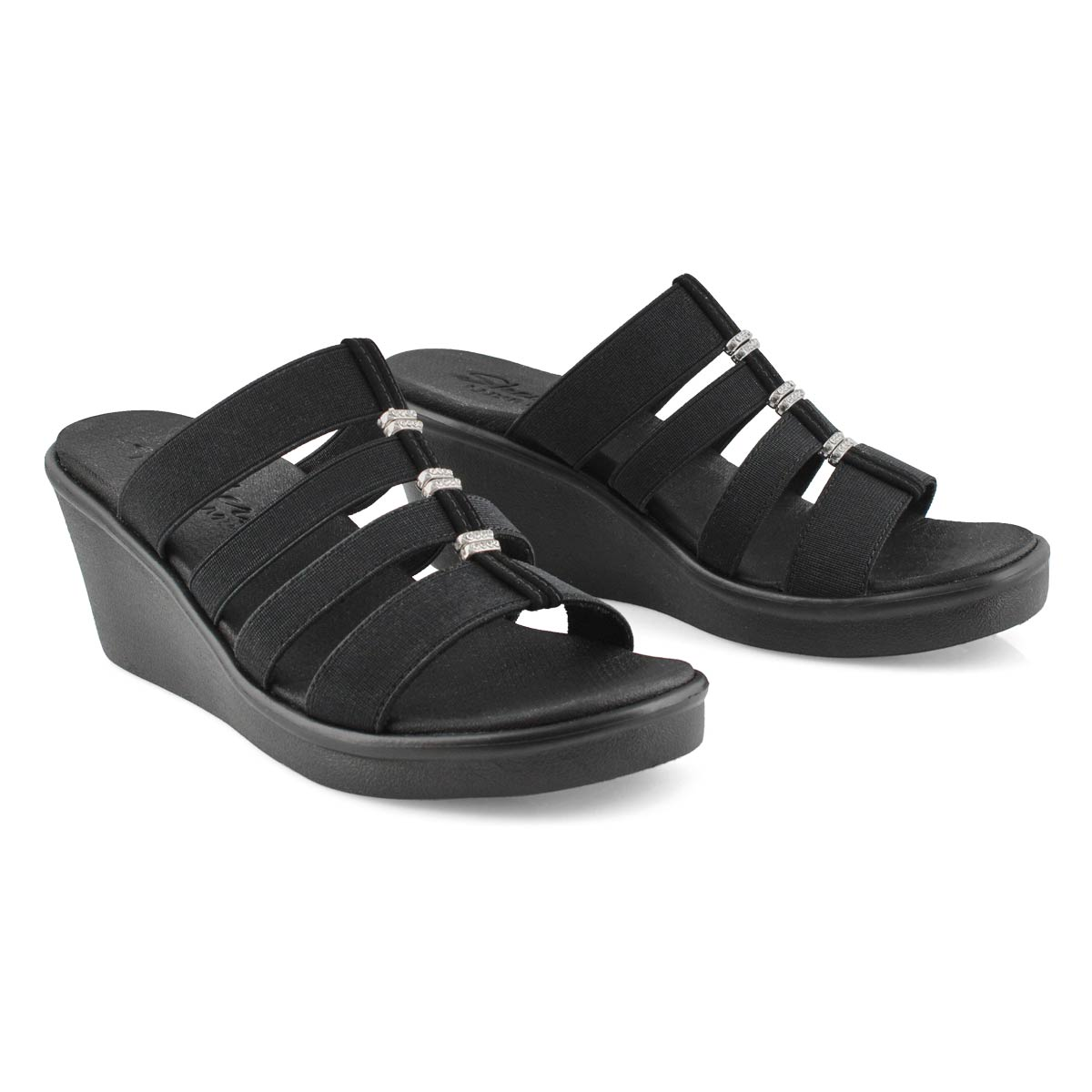 Women's Rumble On Sandal - Black