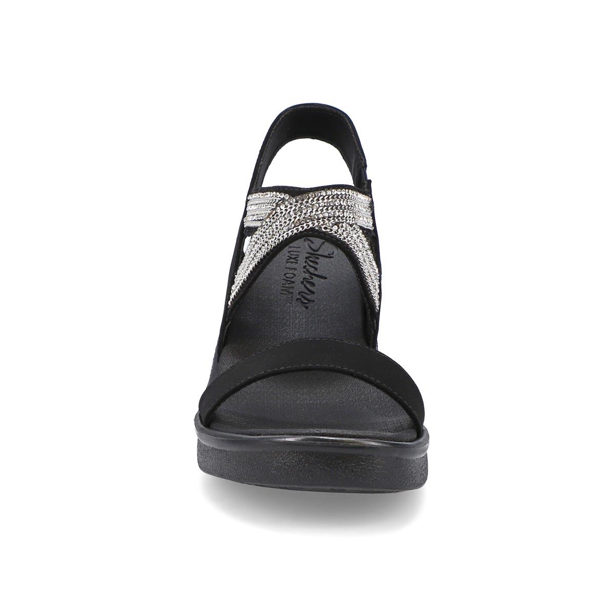 Sandale Rumble On Chart Topper, femmes - Noir