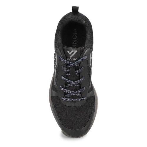 Lds 335Miles black running shoe