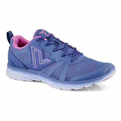 Lds 335Miles indigo running shoe