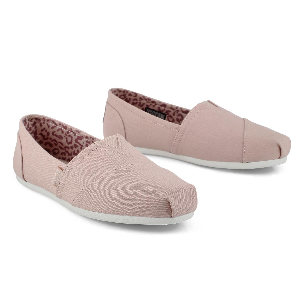 Women's Bobs Plush Peace & Love Shoe -Blush