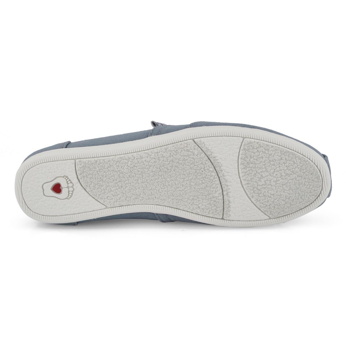 Women's Bobs Plush Peace & Love Shoe - Slate