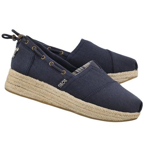 Chaussure HighlightsSetSail, marine fem