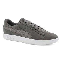 Mns Puma Smash v2 castlerock/wht sneaker