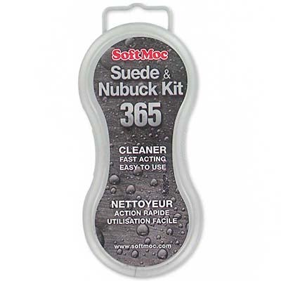 SoftMoc Shoe Care Shoe Care NUBUCK BLOCK suede and nubuck kit