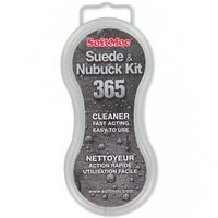 Shoe Care NUBUCK BLOCK suede and nubuck kit