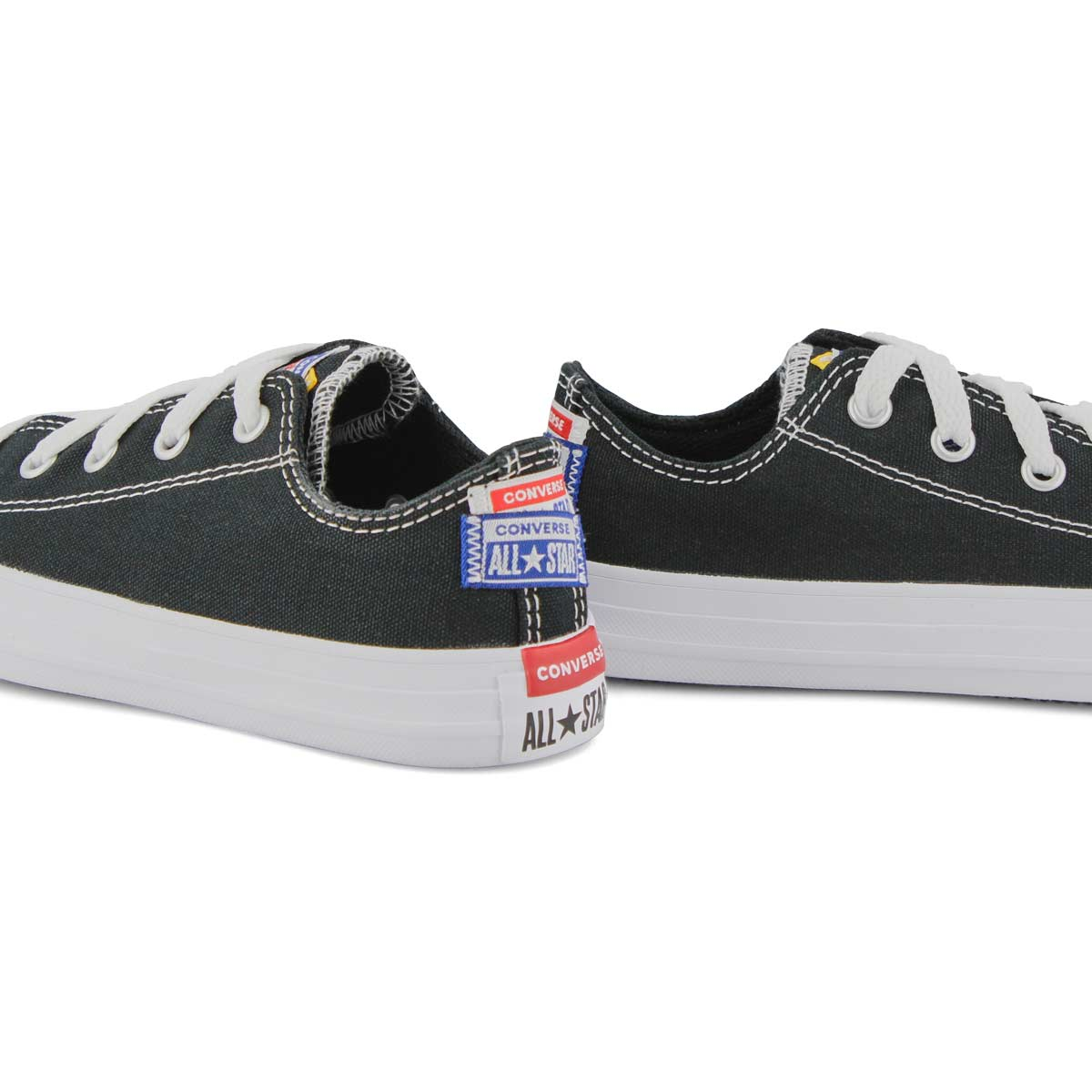 Girls' Chuck Taylor All Star Logo Play Sneaker