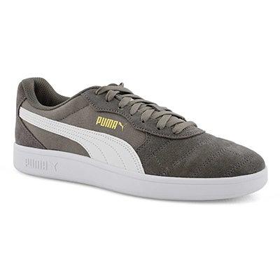 Mns Astro Kick char/wht lace up sneaker